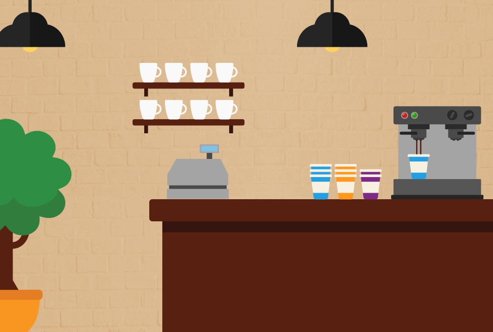 brain training - brain games : Barista