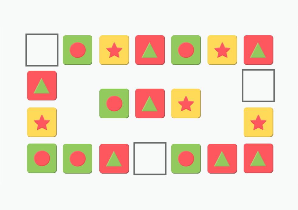 brain training - brain games : Patterned Logic
