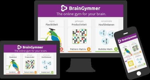 BrainGymmer Responsive